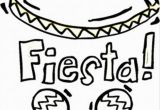 Fiesta Coloring Pages Free Fiesta Coloring Sheets