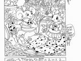 Find the Hidden Objects Coloring Pages 7 Places to Find Free Hidden Picture Puzzles for Kids