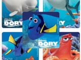 """Finding Dory Wall Mural 30 Finding Dory Stickers 2 5"""" X 2 5"""" Each"""