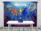 Finding Dory Wall Mural Art Personalized Customized Finding Dory Name Poster Wall