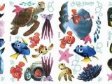 Finding Dory Wall Mural Defonia Finding Nemo 44 Big Wall Decals Kids Bathroom Stickers Room Decor Fish R1