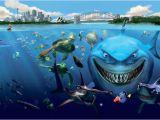 Finding Dory Wall Mural Finding Nemo 2 Hd Wallpaper Wallpaperfx Fondos
