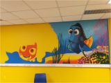 """Finding Dory Wall Mural Uživatel Sports Centre Tycoch Na Twitteru """"brilliant Thank"""