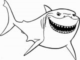Finding Nemo Bruce Coloring Pages Coloring Finding Nemo Coloring Pages Line Free Painting