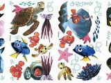 Finding Nemo Wall Mural Defonia Finding Nemo 44 Big Wall Decals Kids Bathroom Stickers Room Decor Fish R1