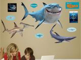 Finding Nemo Wall Mural Finding Nemo Shark Collection Giant Ficially Licensed