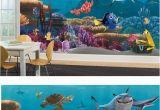 Finding Nemo Wall Mural Finding Nemo Xl Mural Wall Sticker Outlet