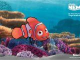 Finding Nemo Wall Mural Nemo