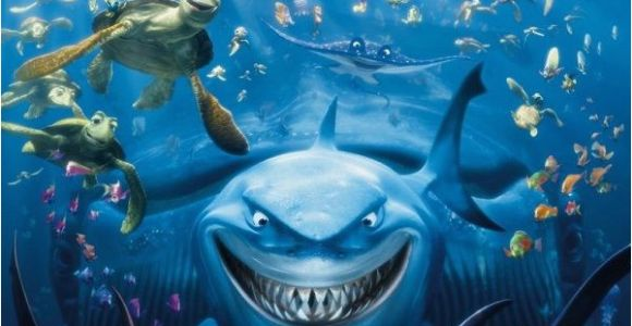 Finding Nemo Wall Mural Uk Finding Nemo Disney Wall Mural Wallpaper