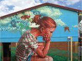 Fine Art Wall Murals Fintan Magee Street Art Pinterest