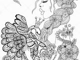 Finished Coloring Pages for Adults Adult Coloring Pages Finished Best Adult Coloring Page Best S S