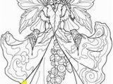 Fire Fairy Coloring Pages 55 Best Adult Color Pages Images On Pinterest