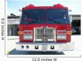 Fire Station Wall Mural Fire Truck Wall Mural – Wallmonkeys