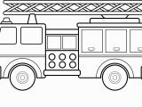 Fire Truck Coloring Book Pages Free Truck for Kids Download Free Clip Art Free Clip Art