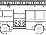 Fire Truck Coloring Book Pages Truck Coloring Pages for Preschoolers Coloring Fire Truck Coloring