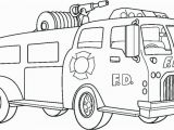Fire Truck Coloring Pages for Preschoolers Coloring Ambulance Coloring Pages Page Fire Truck Sheet Preschool