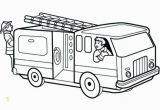 Fire Truck Coloring Pages for Preschoolers Fire Truck Drawing Awesome Truck Drawing for Kids at Getdrawings