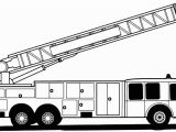 Fire Truck Coloring Pages to Print 16 Fire Truck Coloring Pages Print Color Craft