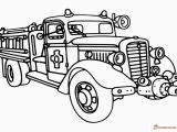 Fire Truck Coloring Pages to Print Fire Truck Coloring Pages Free Printable In Hd
