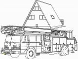 Fire Truck Coloring Pages to Print Get This Fire Truck Coloring Pages Free to Print