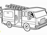 Fire Truck Coloring Pages to Print Get This Printable Fire Truck Coloring Page for Kids 5181