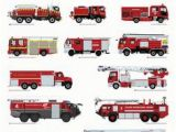 Fire Truck Mural 28 Best Fire Trucks Drawings Images
