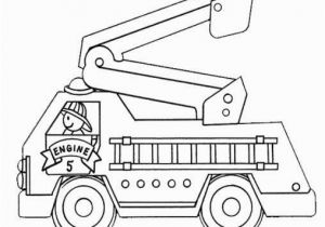 Fire Truck Printable Coloring Pages Preschool Fire Truck Colouring Pages Page 2