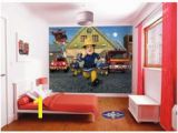 Fireman Sam Mural Die 8 Besten Bilder Von F Zimmer