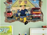 Fireman Sam Wall Mural 11 Best Charlie S Room Images