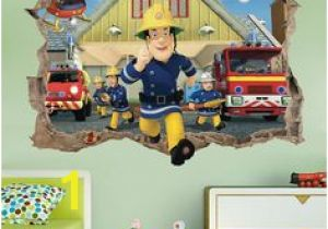 Fireman Sam Wall Mural 11 Best Charlie S Room Images