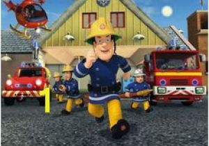 Fireman Sam Wall Mural 149 Best Murals Images