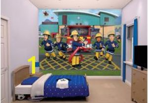 Fireman Sam Wall Mural 28 Best 12 Panel Wallpaper Murals Images