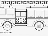 Firetruck Color Page 30 Firetruck Coloring Page