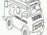 Firetruck Color Page Ambulance Colouring Pages Ambulance Coloring Pages New Free