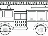 Firetruck Color Page Artstudio301