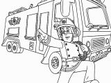 Firetruck Color Page Fresh Firetruck Coloring Sheet Collection
