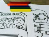 First Week Of School Coloring Pages Back to School Free Coloring Page Set