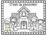 First Week Of School Coloring Pages Spanish French & German Back to School Coloring Pages Freebie