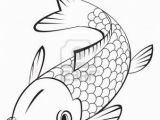 Fish Coloring Pages for Kids Printables Koi Fish Coloring Pages