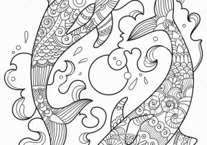 Fish with Scales Coloring Page Fish Coloring Pages Inspirational Coloring Page God Created Animals