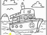 Fishing Boat Coloring Pages 242 Best Coloring Pages Images