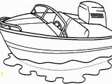 Fishing Boat Coloring Pages Ausmalbilder Yacht