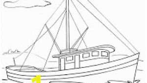 Fishing Boat Coloring Pages Image Result for Fishing Boat Coloring Pages Free