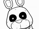 Five Nights at Freddy S Bonnie Coloring Pages toy Bonnie Coloring Page at Getcolorings