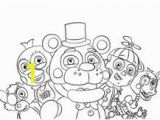 Five Nights at Freddy S Characters Coloring Pages 58 Best 5 Nights at Freddy S Minecraft Images On Pinterest In 2018