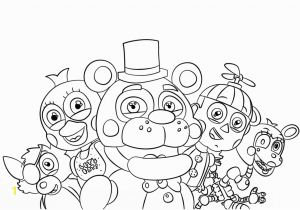 Five Nights at Freddy S Characters Coloring Pages Free Fnaf Coloring Pages at Getcolorings