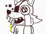 Five Nights at Freddy S Coloring Pages Foxy Print Foxy Five Nights at Freddys Fnaf Coloring Pages