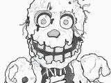 Five Nights at Freddy S Coloring Pages Pin On Example Season Coloring Pages