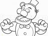 Five Nights at Freddy S Coloring Pages to Print Daring 5 Nights at Freddy S Coloring Pages Draw Phantom Step by