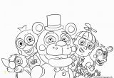 Five Nights at Freddy S Coloring Pages to Print Wonderful Fnaf Coloring Pages Printable Print Unknown